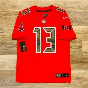 Nike Tampa Bay Buccaneers Limited ColorRush Jersey